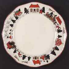 Mason's CHRISTMAS VILLAGE Dinner Plate (Imperfect) 8688029