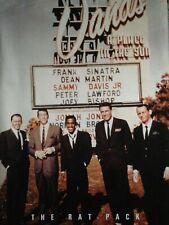 """Rat Pack The Movie Poster 24"""" x 34"""", Sammy Davis, Frank Sinatra, Dean Martin"""