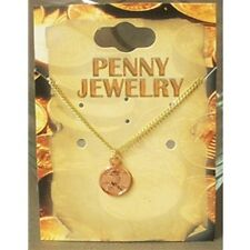 CIVIL WAR PRESIDENT ABE ABRAHAM LINCOLN PENNY NECKLACE NEW