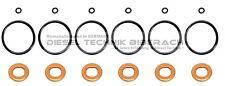 Injektoren Einspritzdüsen Dichtsatz Dichtungen Kupferdichtring 3,0 Bi TDI O-ring