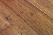 Engineered American Walnut Wood Floor Real Flooring Hardwood 191mm Wide