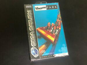 Theme Park Sega Saturn (New/Sealed)