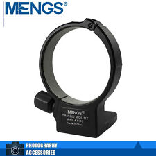 MENGS Tripod Mount Collar Ring A II (B) For Canon EF 80-200mm F2.8L