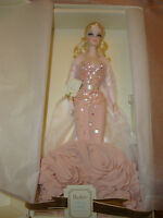 BARBIE Gold Label FASHION MODEL COLLECTION Mermaid Gown SILKSTONE NRFB doll NEUF