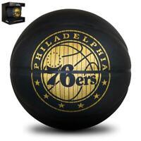 NBA Hardwood Series Basketball - Philadelphia 76ers  - Size 7 From Spalding