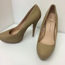 Ladies Snakeskin Stiletto Shoes Size 7 Shoes