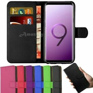 Case For Samsung Galaxy S21 Plus Ultra S20 Leather Flip Wallet Stand Phone Cover