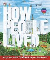 How People Lived Hardcover Jim Pipe