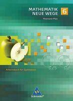 Mathematik Neue Wege - Ein Arbeitsbuch für Gymnasium - Aus... | Buch | gebraucht
