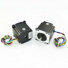 NEMA23 Single Shaft 1A/181oz-in Hybrid Stepper Motor  ( 23HS22 )