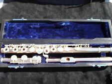 ARISTA 14K GOLD Querflöte GOLDFLÖTE as BRANNEN COOPER flute flauta oro flauto or
