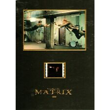 """THE MATRIX"" (Keanu Reeves) - Mounted Senitype / Film Cell -  Limited Edition"