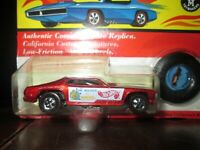 Vintage Hot Wheels 25th Anniversary Metallic Red, Series 2 - Mongoose- MOC, HTF