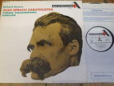 SDD 175 Strauss Also sprach Zarathustra / Karajan