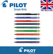 PILOT FriXion Clicker 05 Erasable Ball Point Pen Retractable pack 5 (LFBK-23EF)