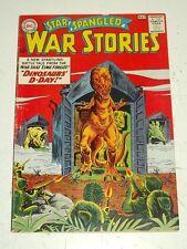 STAR SPANGLED WAR STORIES #108 VG+ (4.5) DC COMICS MAY 1963**