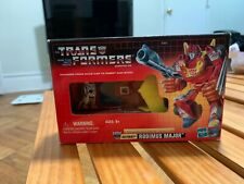 Transformers Commemorative Series 1 Rodimus Major