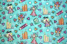 NEW ~  Print Scrub Warm Up Jacket ~ 5X ~ Dental Fairies