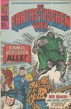 DIE FANTASTISCHEN VIER # 54 - WILLIAMS 1976 - ZUSTAND 1