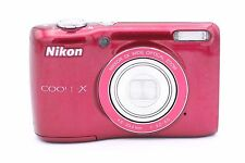 Nikon COOLPIX L26 16.1 MP Digital Camera - Red