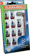 BARCELONA NEW 2017 CHAMPIONS LEAGUE Subbuteo Team Football Soccer Game