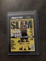 KOBE BRYANT  2020-21 NBA Hoops Slam LA Lakers SP. Great Condition! Gem Mint???