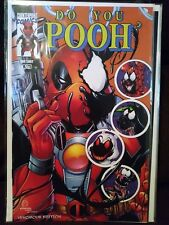 Do You Pooh #1 New Mutants #87 Homage Rob Liefeld Cable Venomous Edition Ltd 25