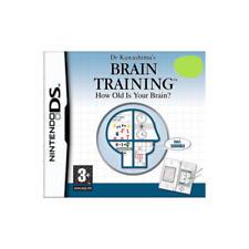 Brain Training - Nds-nintendo NDS