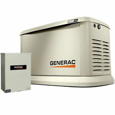 Generac Guardian™ 22kW Standby Generator System (100A Service Disconnec...