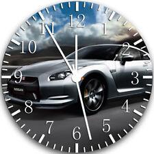 Nissan GTR Frameless Borderless Wall Clock Nice For Gifts or Decor W89