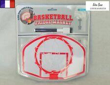 Panier de Basket pour Frigo + Tableau avec stylo effacable , pense bête