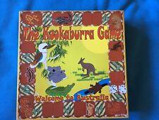 THE KOOKABURRA GAME - Welcome To Australia