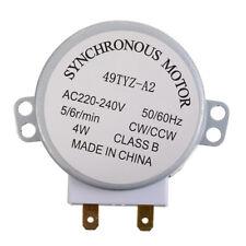 CW CCW 4W 5 6RPM AC220-240V IMC Mikrowellen-Drehteller-Synchronmotor!IACD