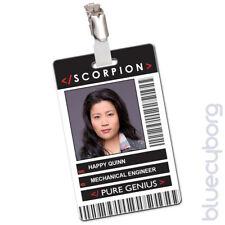 Scorpion - Happy Quinn - Novelty ID