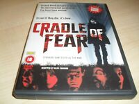 Cradle of fear - Full uncut 2 Hour Gorefest version / DVD - Dani Filth