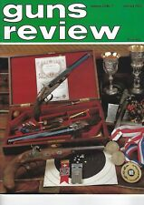 GUNS REVIEW - THREE ISSUES FROM 1983 (1 - 3)