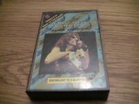 "Alice Cooper A ""Man Called Alice"" Double Play Album Cassette"