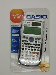 Casio fx-991DE PLUS wissenschaftlicher Taschenrechner NEU