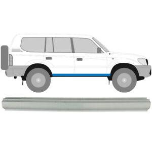 Toyota Land Cruiser 1996-2002 5 Tür Schweller Reparaturblech / Rechts = Links