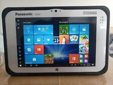 Panasonic Toughpad FZ-M1F153YN3 Mk2 4/512GB SSD Cameras 4G LTE GPS Barcode Readr