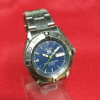 Seiko Seiko 5 7826-00Y0 Sports Diver Day/Date Watch Mens From Japan