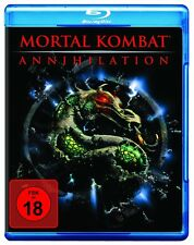 Blu-ray * Mortal Kombat 2 - Annihilation * NEU OVP