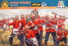 1/72 Italeri 6050 Britische Infanterie, Kolonialkriege, Esci,  OVP