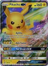 Pikachu GX SM232 Black Star Promo Holo Mint Pokemon Card