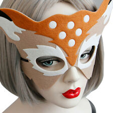 Halloween Party Masquerade Prom Deer Face Mask Kids Adults Accessories Adroit