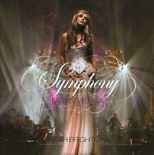 BRIGHTMAN, SARAH-SYMPHONY: LIVE IN VIENNA  CD NEW
