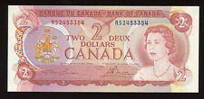 1974 Bank of Canada $2 - Test RS Banknote in Uncirculated Condition