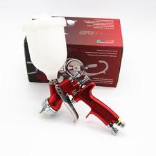 Devilbiss GFG PRO HVLP 1.4mm Professional Spray Gun Car Paint 600ml Cup Gravity