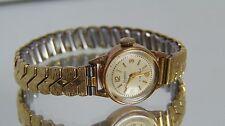 ⭐⭐ vecchia regina ⭐⭐ Orologio da polso meccanico ⭐ LIU ⭐ Watch placcati oro 20 micron ⭐