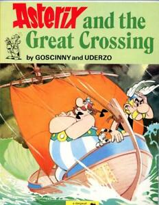 Asterix and the Great Crossing    Goscinny/Uderzo    1976